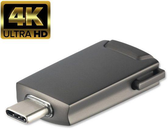 4smarts Adapter »Adapter USB Typ-C auf HDMI«