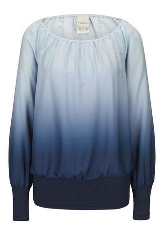 CASUAL блуза farbverlaufend farbverlau...