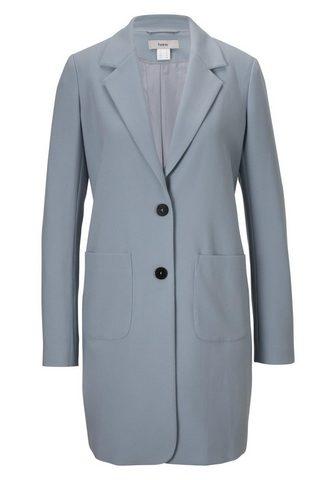 STYLE пиджак длинный с короткий Revers...
