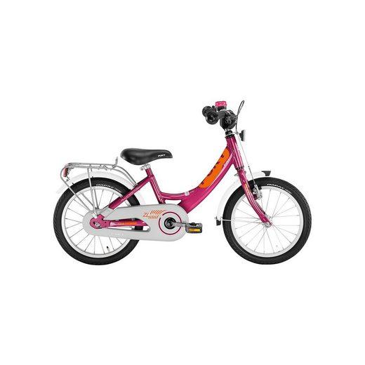 Puky Fahrrad ZL 16-1 Alu Edition, lila