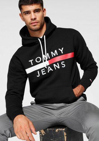 TOMMY JEANS TOMMY джинсы кофта с капюшоном »...