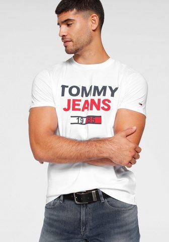 TOMMY JEANS TOMMY Džinsai Marškinėliai »TJM 1985 L...