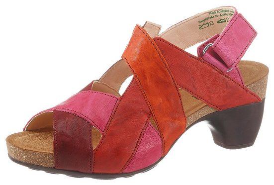 Think! »Traudi« Sandalette mit Klettverschluss
