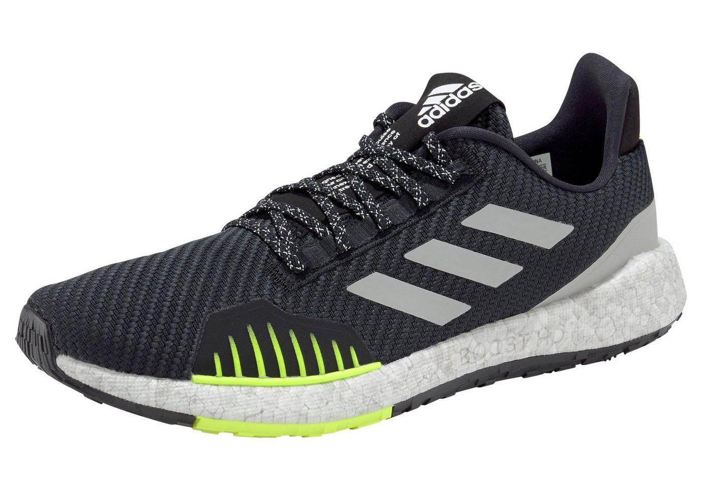 Herren adidas Performance »Pulse Boost HD Guard« Sneaker schwarz | 04061624873780