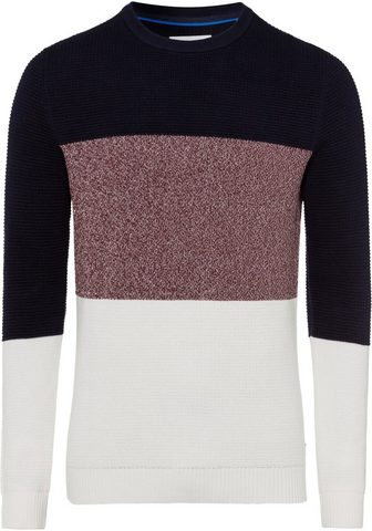 Трикотажный пуловер