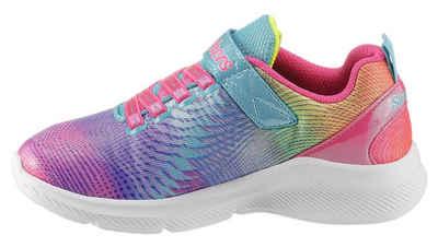 Skechers Kids »Dreamy Lites« Sneaker in Regenbogenfarben