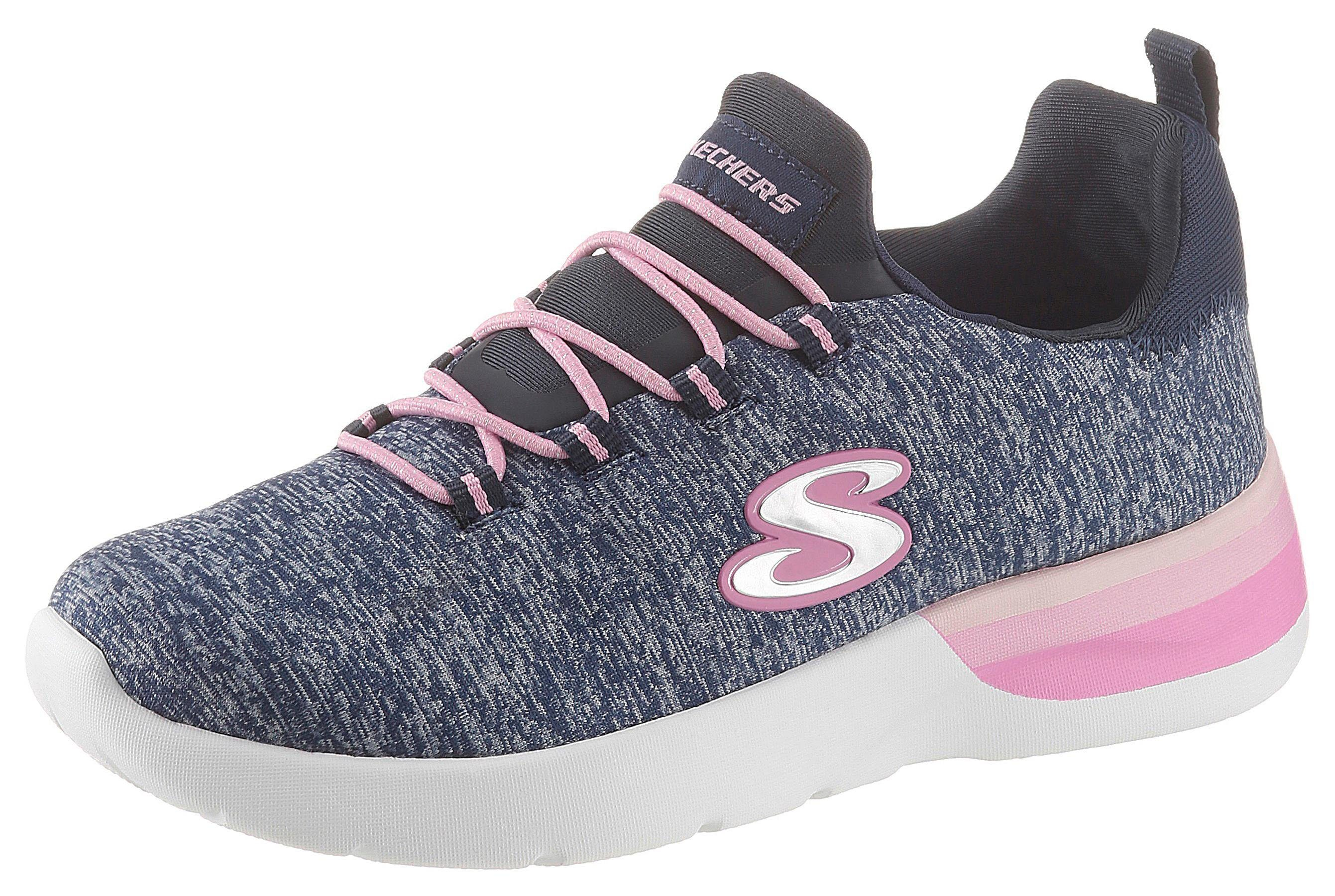Skechers Kids »DYNAMIGHT« Slip On Sneaker mit Memory Foam EyfBc