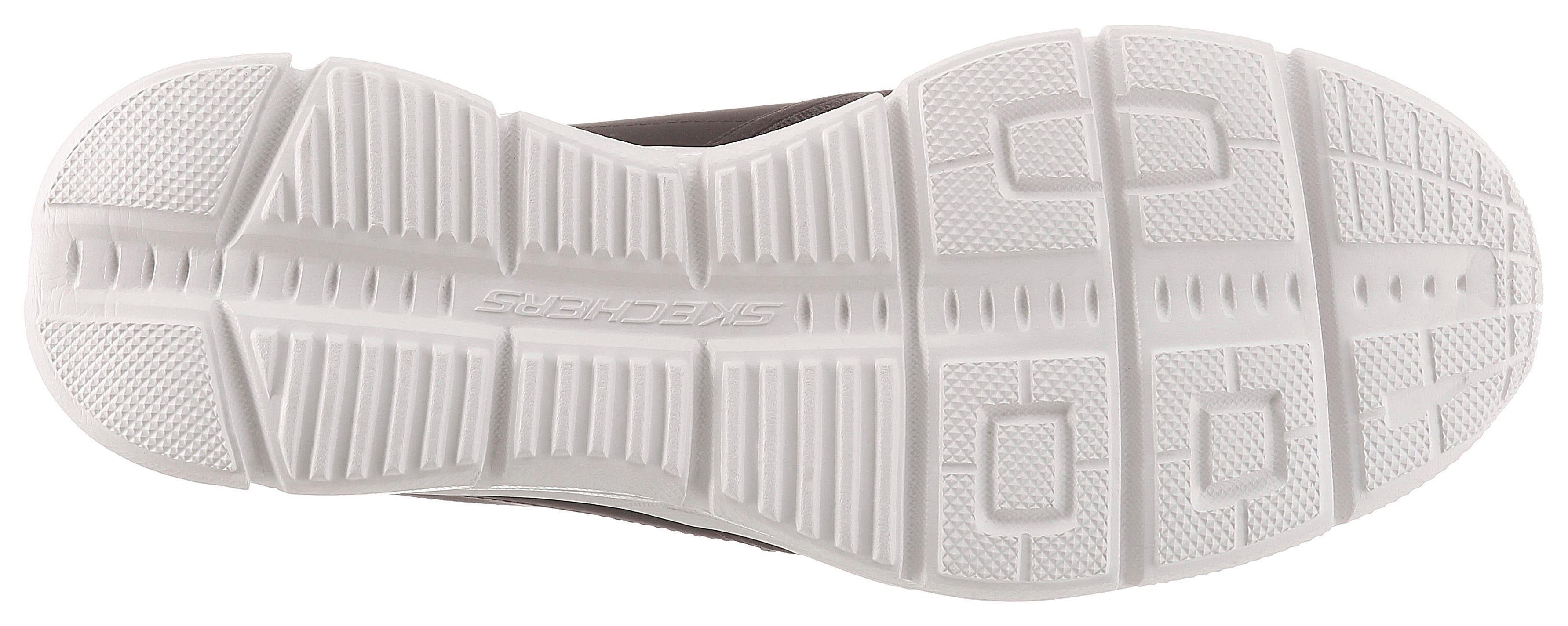 Skechers »equalizer 4.0« Slip-on Sneaker Mit Air-cooled Memory Foam-ausstattung Online Kaufen 2YwNFipZ