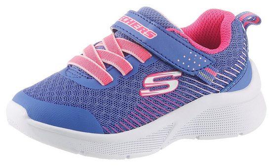 Skechers Kids »Microspec« Sneaker mit praktischem Klettverschluss