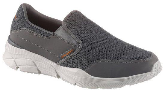 Skechers »Equalizer 4.0« Slip-On Sneaker mit Air-Cooled Memory Foam-Ausstattung