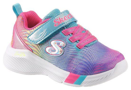 Skechers Kids »Dreamy Lites« Sneaker mit praktischem Klettverschluss