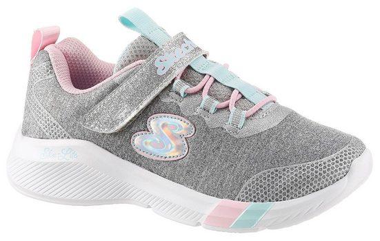 Skechers Kids »Dreamy Lites« Sneaker mit coolen Glitzer-Applikationen