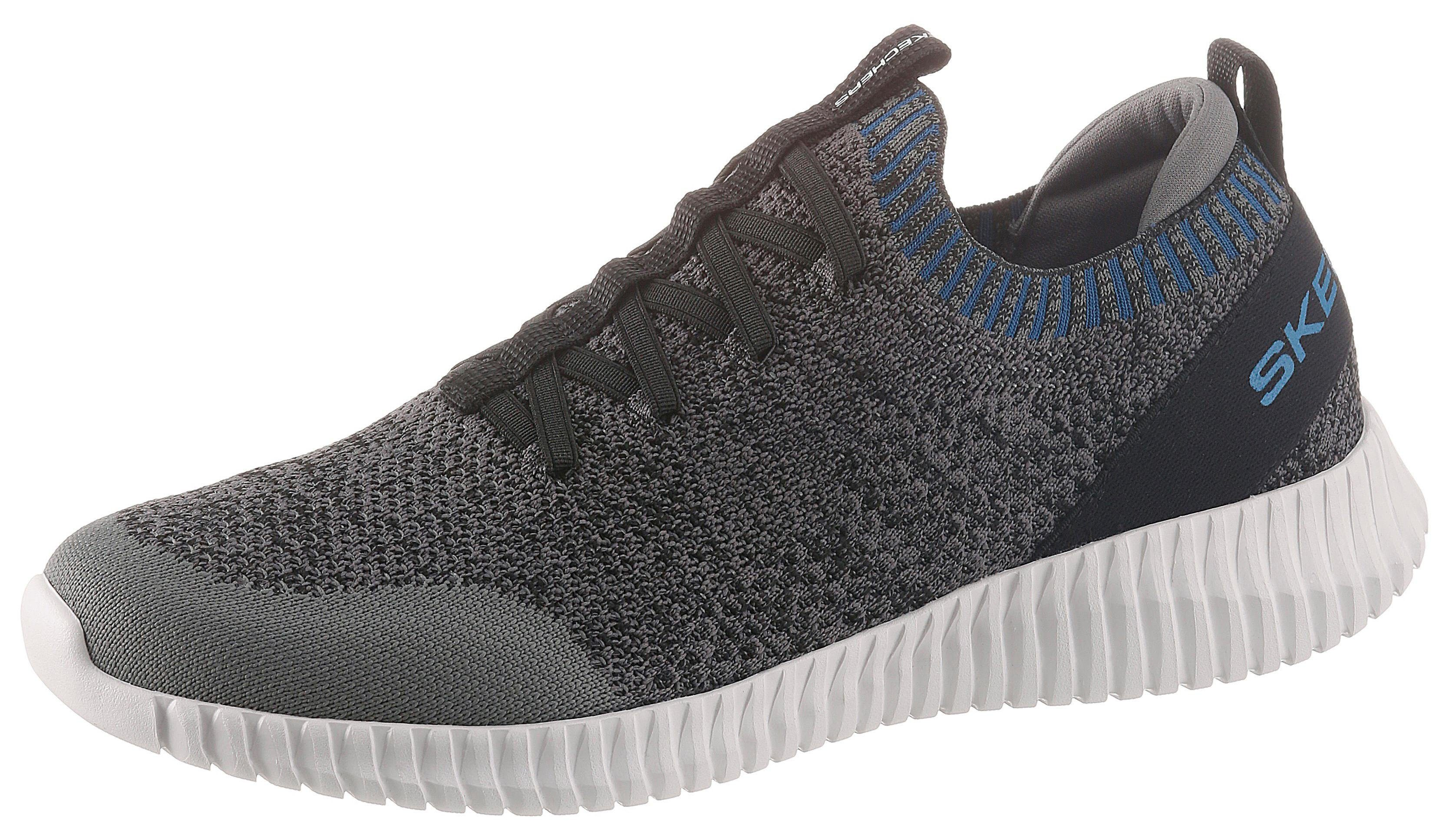 Skechers »Elite Flex« Slip On Sneaker mit komfortabler Air Sr1Mi