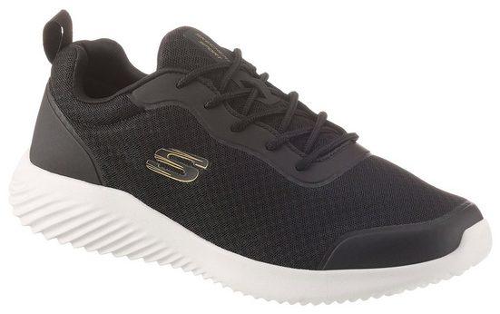 Skechers »Bounder« Sneaker mit weichem Schaftrand