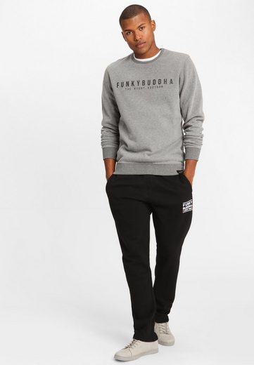 Funky Buddha Sweatshirt »The Right Kootoor«
