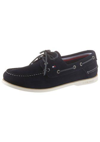 TOMMY HILFIGER Ботинки со шнуровкой »KNOT 4B&la...