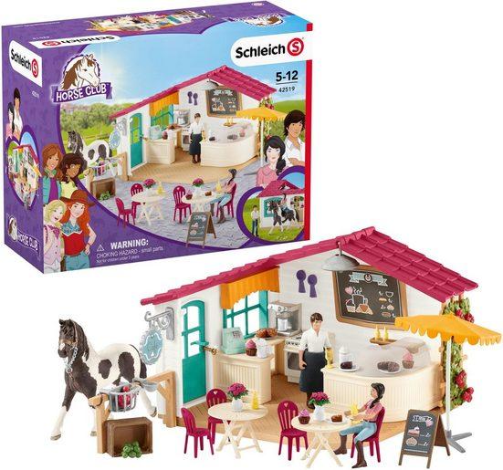 Schleich® Spielfigur »Spielset Reiter-Café (42519)«