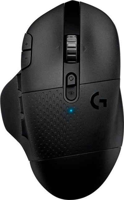 Logitech G »G604 LIGHTSPEED Wireless« Gaming-Maus (Bluetooth)
