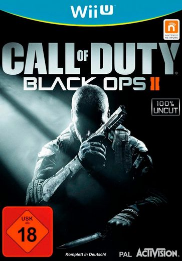 Call Of Duty: Black Ops 2 Nintendo Wii U, Software Pyramide