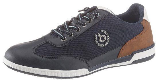 bugatti »Solar Exko« Slip-On Sneaker mit praktischem Gummizug