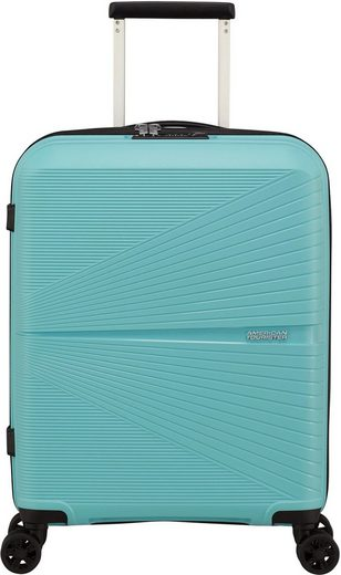 American Tourister® Hartschalen-Trolley »Airconic, 55 cm, purist blue«, 4 Rollen