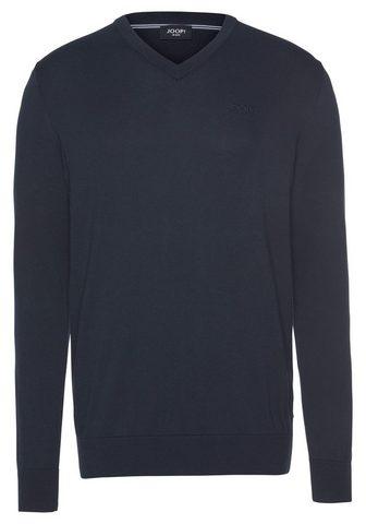 JOOP JEANS Joop джинсы пуловер с V-образным вырез...