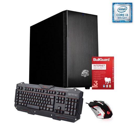 ONE GAMING PC, Core i3-9100F, GeForce GTX 1650, 16GB »Gaming PC 131694«