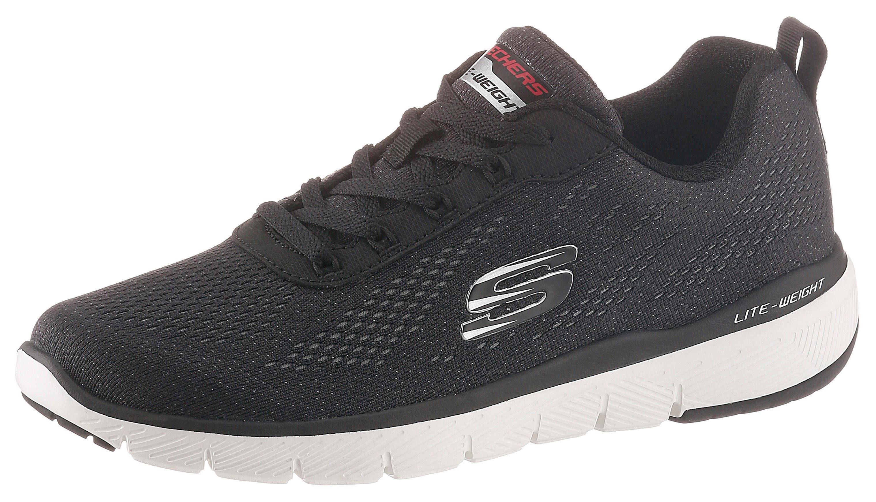 Skechers Sneaker mit weichem Schaftrand, Aus lässigem Textil online kaufen | OTTO