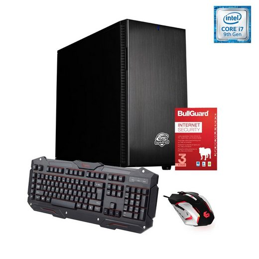 ONE GAMING PC, Core i7-9700K, GeForce GTX 1650, 8GB »Gaming PC 131115«