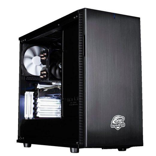 ONE GAMING PC, Core i9-9900KF, GeForce RTX 2060 SUPER, 16GB »Gaming PC 131286«