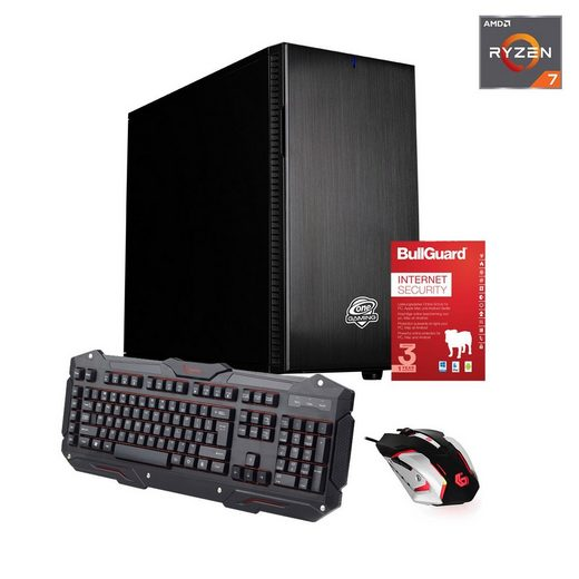 ONE GAMING PC, Ryzen 7 3800X, GeForce RTX 2060, 8GB »Gaming PC 131907«
