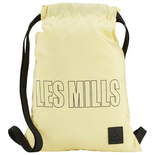 Reebok Sporttasche »LES MILLS® Gymsack«