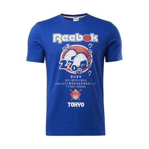 Reebok Classic T-Shirt »Classics International Sushi T-Shirt«