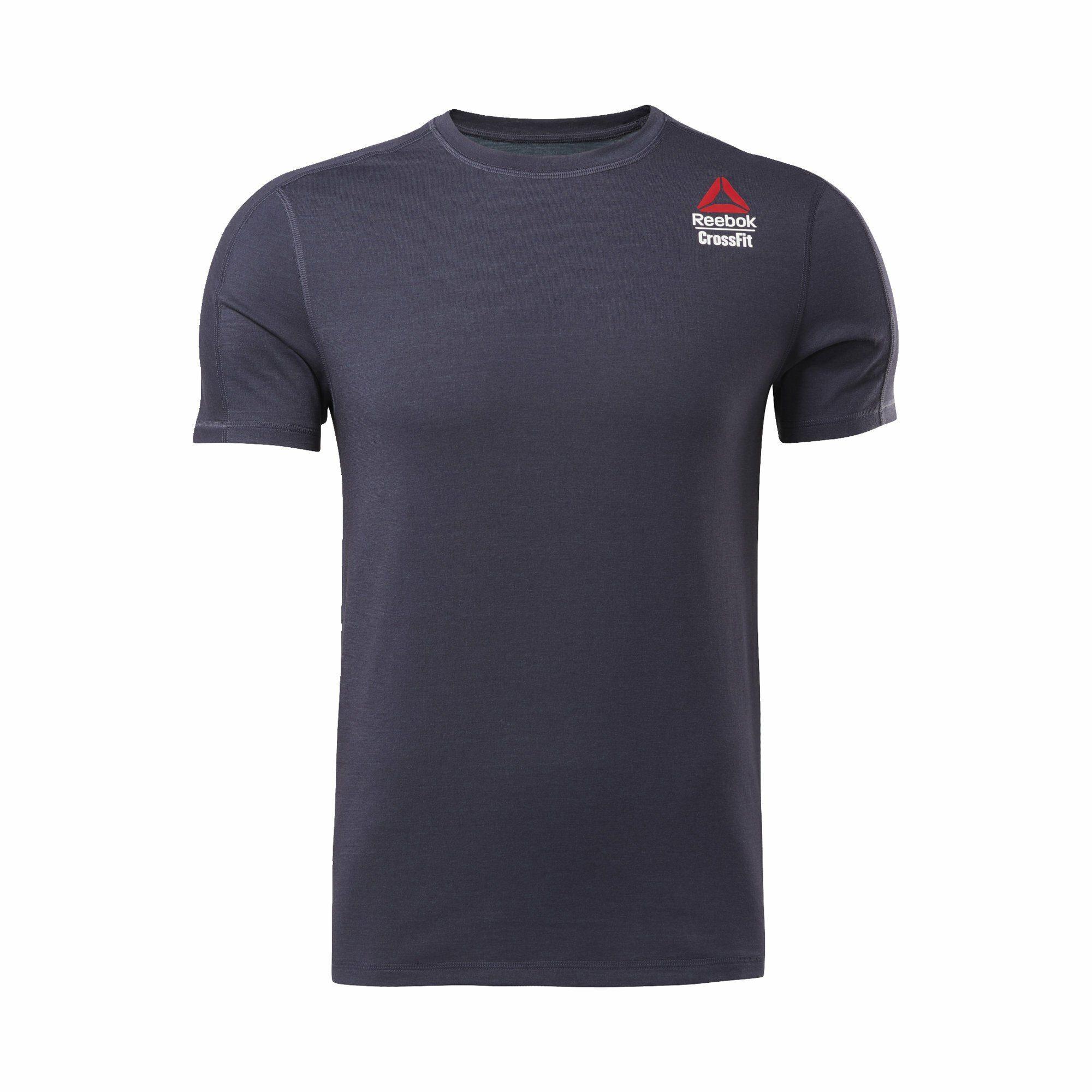Reebok T Shirt »Reebok CrossFit® Games ACTIVCHILL Tee«, Single Jersey aus 44 % Nylon 36 % Polyester 20 % Baumwol online kaufen | OTTO