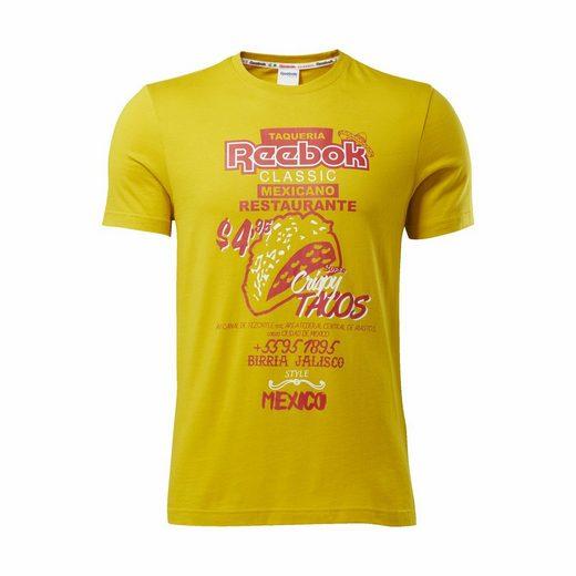 Reebok Classic T-Shirt »Classics International Tacos T-Shirt«