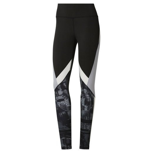 Reebok Leggings »WOR Meet You There Paneled Tight«