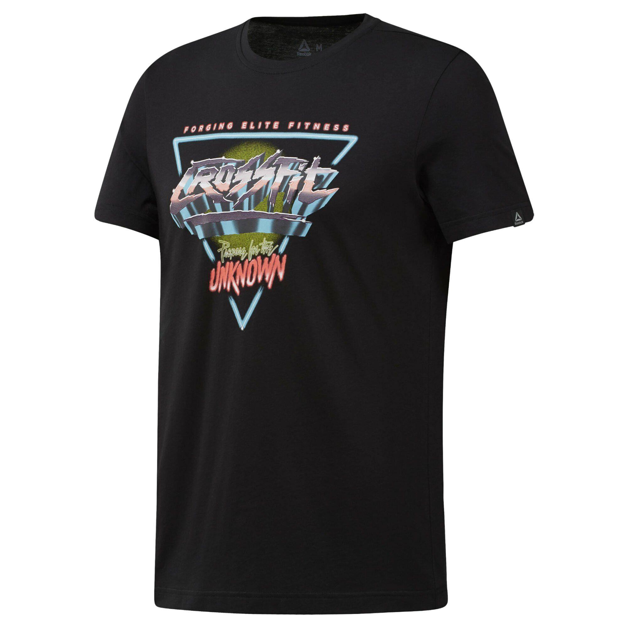 Reebok T Shirt »Reebok CrossFit® Neon Retro T Shirt« online