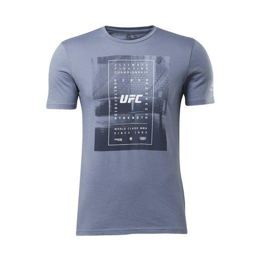 Reebok T-Shirt »UFC Fan Gear Text T-Shirt«