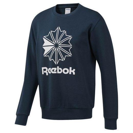 Reebok Classic Sweatshirt »Classics Big Iconic Crewneck Sweatshirt«