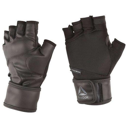 Reebok Trainingshandschuhe »Training Wrist Gloves«