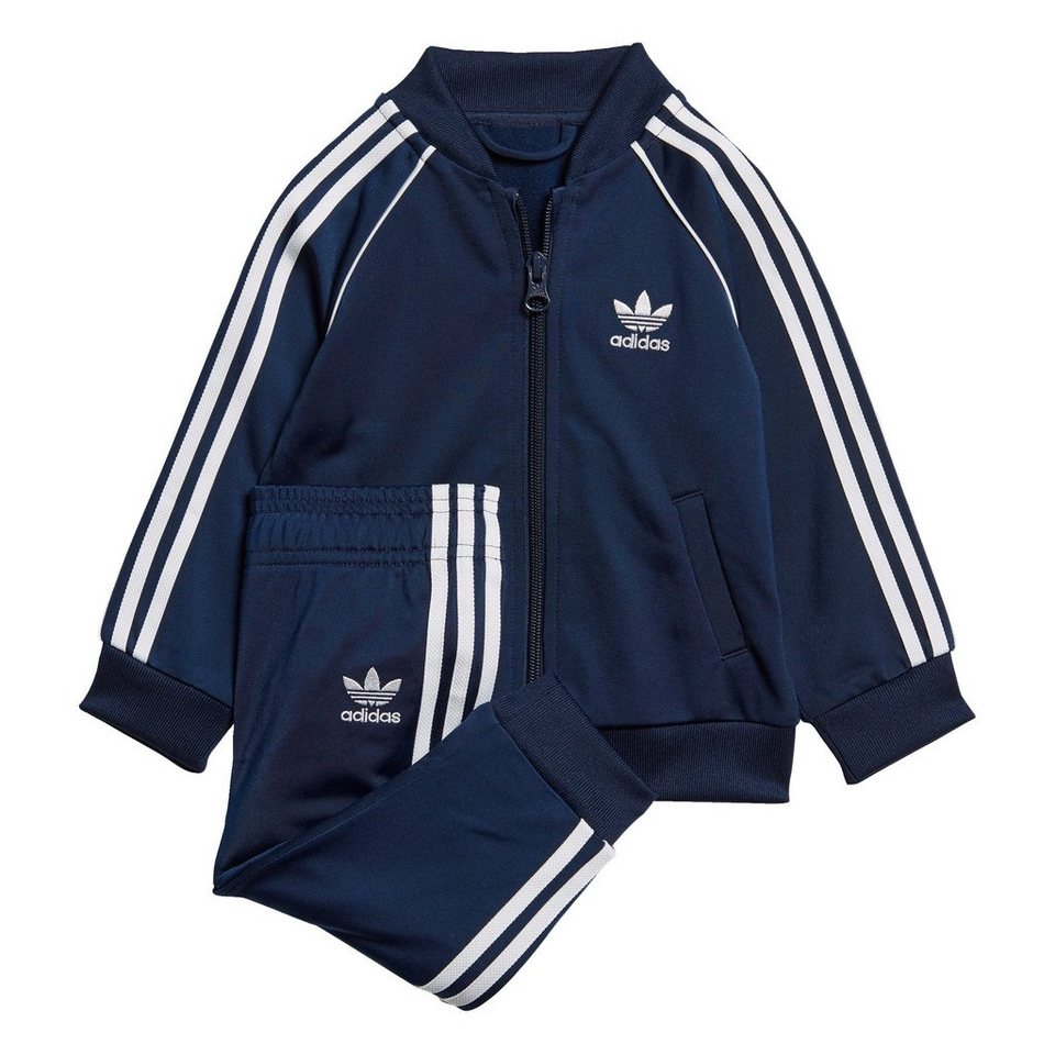 the latest 100% top quality preview of adidas Originals Trainingsanzug »SST Trainingsanzug«, adicolor, 100 %  recycelter Polyester (Trikot) online kaufen | OTTO