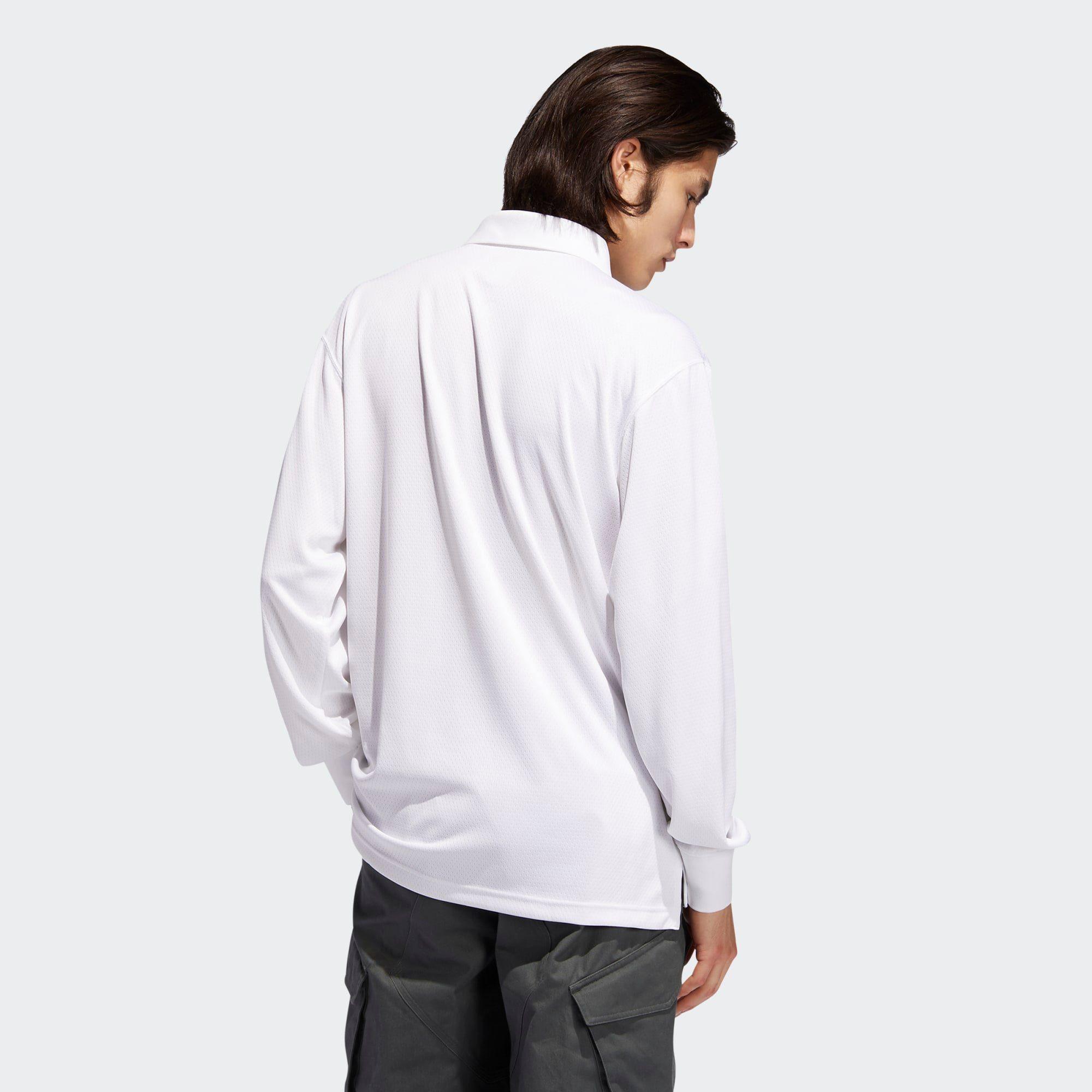 adidas Originals Langarmshirt Elevated Rugby Long-sleeve Top online kaufen W25LOy
