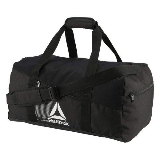 Reebok Sporttasche »Active Foundation Grip Duffel Bag Medium«