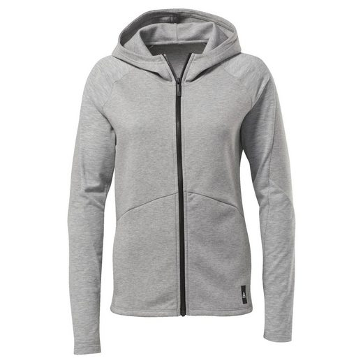 Reebok Kapuzensweatjacke »Training Supply Hooded Sweatshirt«