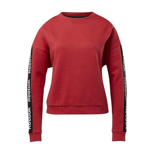 Reebok Sweatshirt »Training Essentials Logo Crew Sweatshirt«