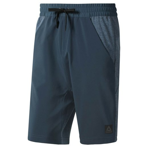Reebok Shorts »Training Supply Knit-Woven Shorts«