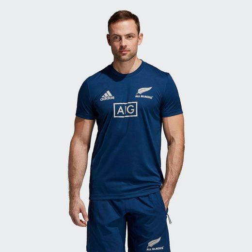 adidas Performance T-Shirt »All Blacks Parley Performance T-Shirt« Parley