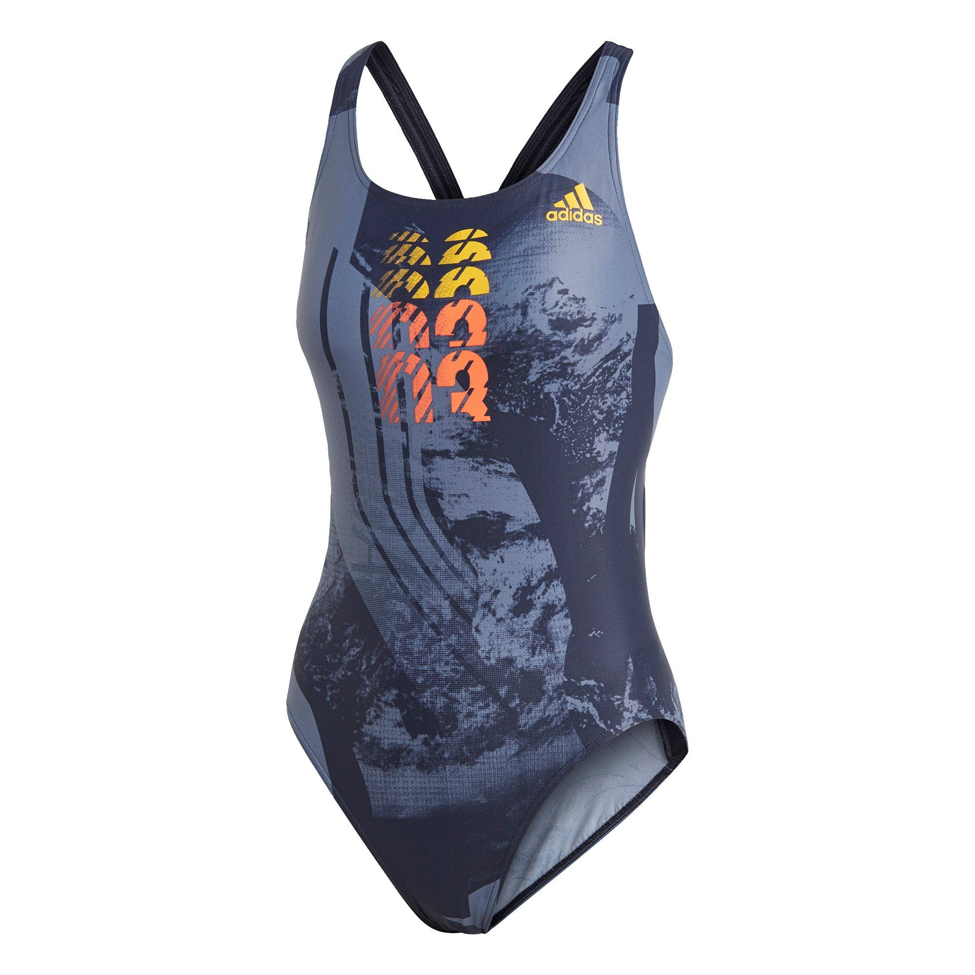 adidas Performance Badeanzug »Adidas Graphic Fitness Swimsuit« online kaufen | OTTO