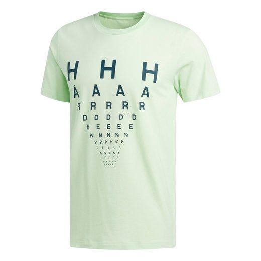 adidas Performance T-Shirt »Harden Vol. 4 Art Graphic T-Shirt« Graphics
