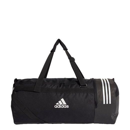 adidas Performance Sporttasche »Convertible 3-Streifen Duffelbag L«, Essentials